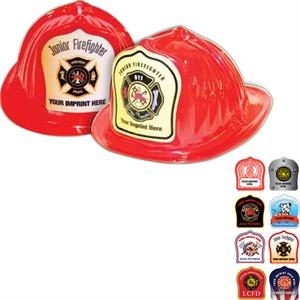 Made In Usa Original Design Fireman Hats - Unimprinted