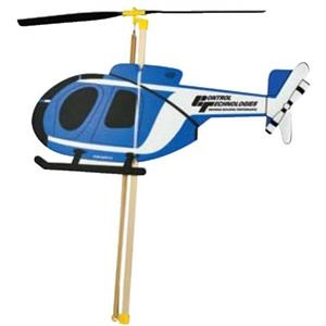 Rubber Band Powered Helicopter