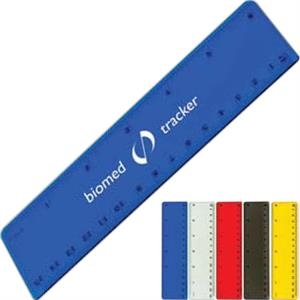 Digital Full Color Process - 6 Inch School Ruler