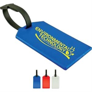 Printed - Business Card Luggage Tag