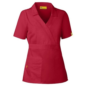 "Wink - Wink ""the Echo"" Ladies Scrub Top -9 Colors"