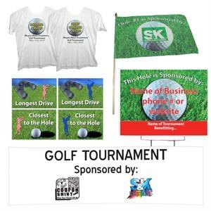 Golf Sponsor Package
