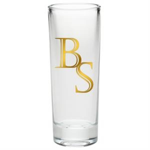 Cordial drinking glass
