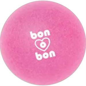 "Pink - Plastic, Colored Ping Pong Balls, 1 1/2"" Diameter"