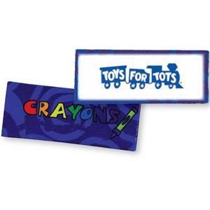 Blue - Four Pack Of Crayons