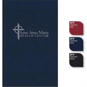 "Perfectvalue (tm) - New Valueline 5.5"" X 8.5"" Medium Perfect-bound Journal With One-color Foil Imprint"