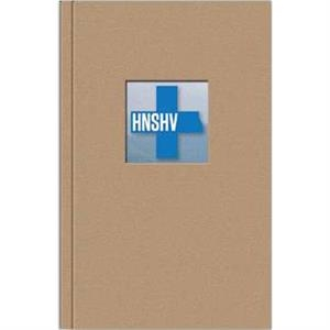 "Perfectbook (tm) - 4"" X 6"" Large Full Color Jotter Pad With Die-cut Window, 100 Sheets Of Paper"