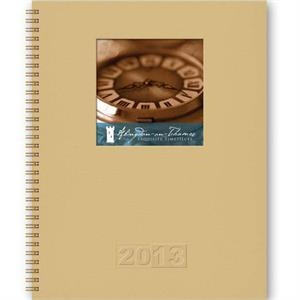 "The Analyst (tm) - 8.5"" X 11"" Windowplanner Analyst (tm) Vertical Monthly Planner, Instant Access Tabs"