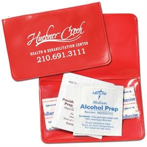 Basic Soft Vinyl First Aid Kit
