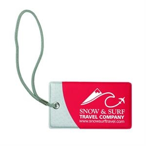 Rio - Slip-in, Vinyl Id Luggage Tag