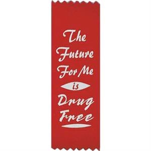 Custom - Drug Free Ribbons