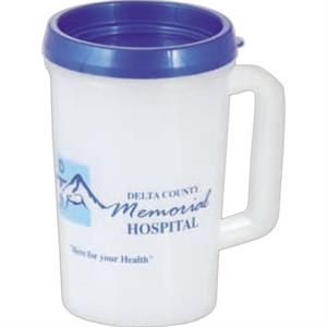 Medical - Insulated 16 Oz.mug With Roomy Handle