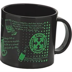 Super Jumbo Coffee Mug, Holds 14 Oz