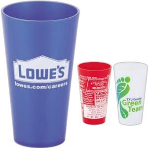 "Flare - 32 Oz. Tumbler Without Lid, 7.25"" Tall"