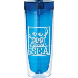 Hot & Cold Flip N' Sip Vortex (tm) - 20 Oz Tumbler