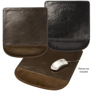 Westchester Leeman New York Collection - Cowhide Leather Mouse Pad