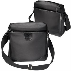 Leeman New York Eclipse Messenger Bag