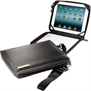 Leeman New York iPad Tablet Folio with Strap