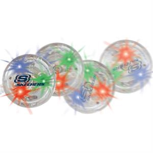 Multicolor Crystal Lighted Yo-yo That Changes Color As It Moves