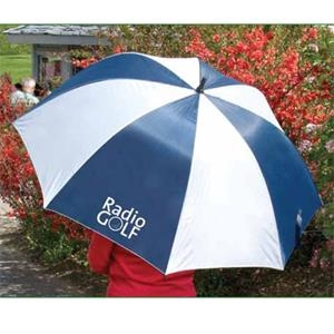 The Executive Golfer - Lightweight Stylish 190t Nylon Umbrella