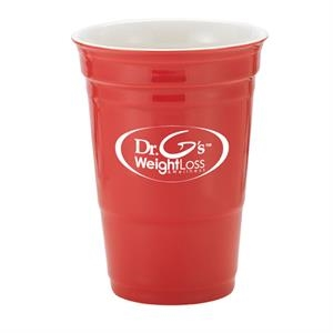 Let's Party Ceramic Cup