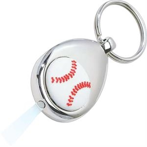 Baseball - Led Lighted Keytag