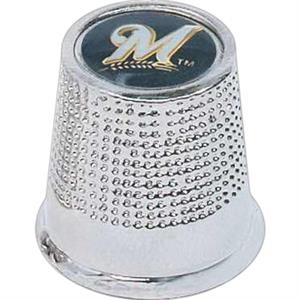"Nickel Plated Thimble, 3/4"" High"