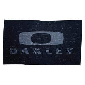 Distressed Collection - 3 Working Days - Black Stock Design Fiber Reactive Beach Towel