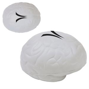 Brain Shaped Polyurethane Foam Stress Toy