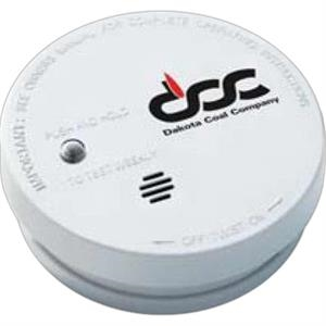 Fire Sentry - Silkscreen - Smoke Alarm, Battery Operated, Discreet Design