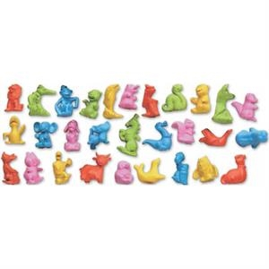 Itty Bitty (tm) - Figurine Eraser With 29 Assorted Styles
