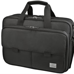 "Executive;werks Professional (tm) Collection - 15.6""/40 Cm Expandable Laptop Case With 10""/25 Cm Tablet Or Ereader Pocket"