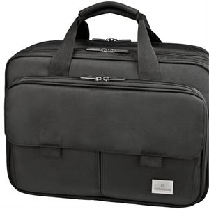 "Executive;werks Professional (tm) Collection - 17""/43 Cm Expandable Laptop Case With 10""/25 Cm Tablet Or Ereader Pocket"