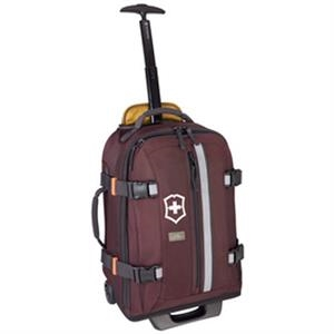 "Ch-97 (tm) 2.0 Collection - Purple - 20""/51 Cm Wheeled Carry-on Backpack"