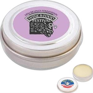 Tin Contains Lip Balm Infused With Spf 15 Sun Protection, 0.46 Oz
