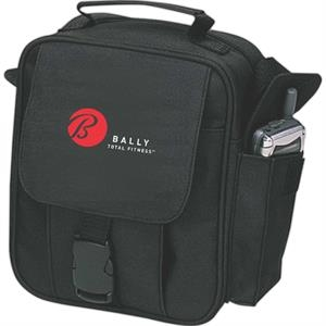 Sport Day - Poly Nylon Sport Bag With Pvc Backing