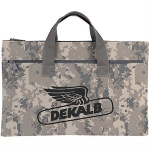 600 Denier Polyester Digi Camo Conference Bag