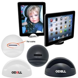 7 Working Days - Tablet Holder Holds Tablet For Hands-free Enjoyment. Opening For Coins