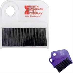 7 Working Days - Pc Brush & Dust Pan. Brush Nestles Into Dust Pan For Easy Storage