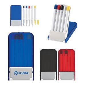 5-in-1 Desktop Writing Set