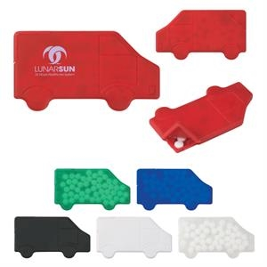 Truck Shape Peppermints