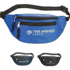 Delta - Fanny Pack Made Of 600 Denier Polyester With Adjustable Waist Belt