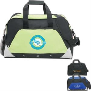 Jericho - Duffel Bag Made Of 600 Denier Polyester With Adjustable Shoulder Strap
