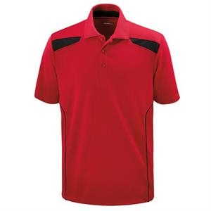 Tempo Polo - 3 X L-4 X L - Extreme Recycled Men's Polyester Performance Textured Polo