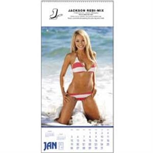 12 Beautiful Women Are Featured In This Attention-getting 2015 Calendar