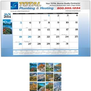 Executive Desk Pad Business Calendar