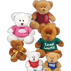"Bentley Bear (tm) Sof-fur (tm) - Brown - Stuffed Toy Bear, 6"" Tall"