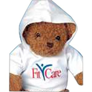 Small - Hooded Sweatshirt For Stuffed Animal, Blank