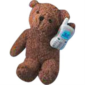 Cell Phone Accessory For Stuffed Animal, Blank