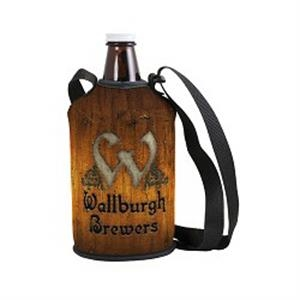 Neoprene Growler Cover - Cover With Strap 4cp